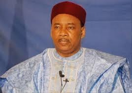 محمدو إسوفو رئيس النيجر.
